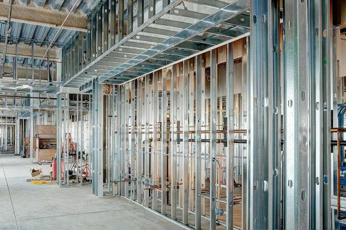 Commercial Buildout